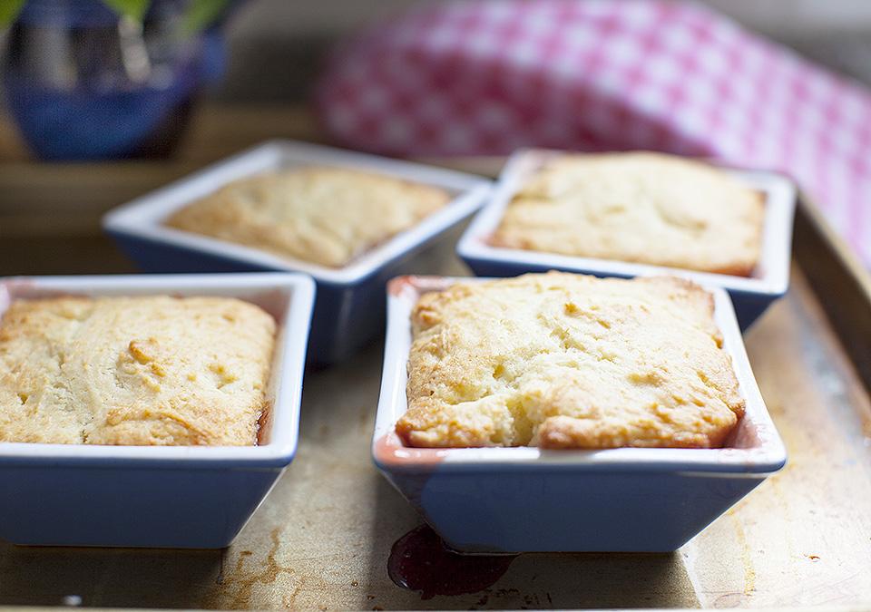 cottage pudding - century old dessert l bitebymichelle.com