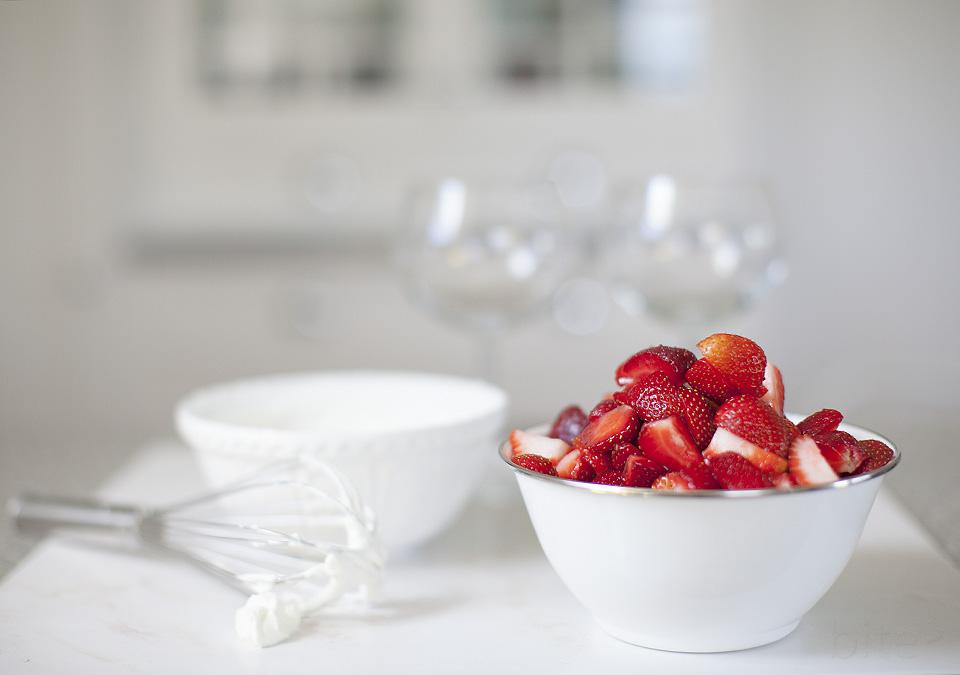 strawberry mess l bitebymichelle.com