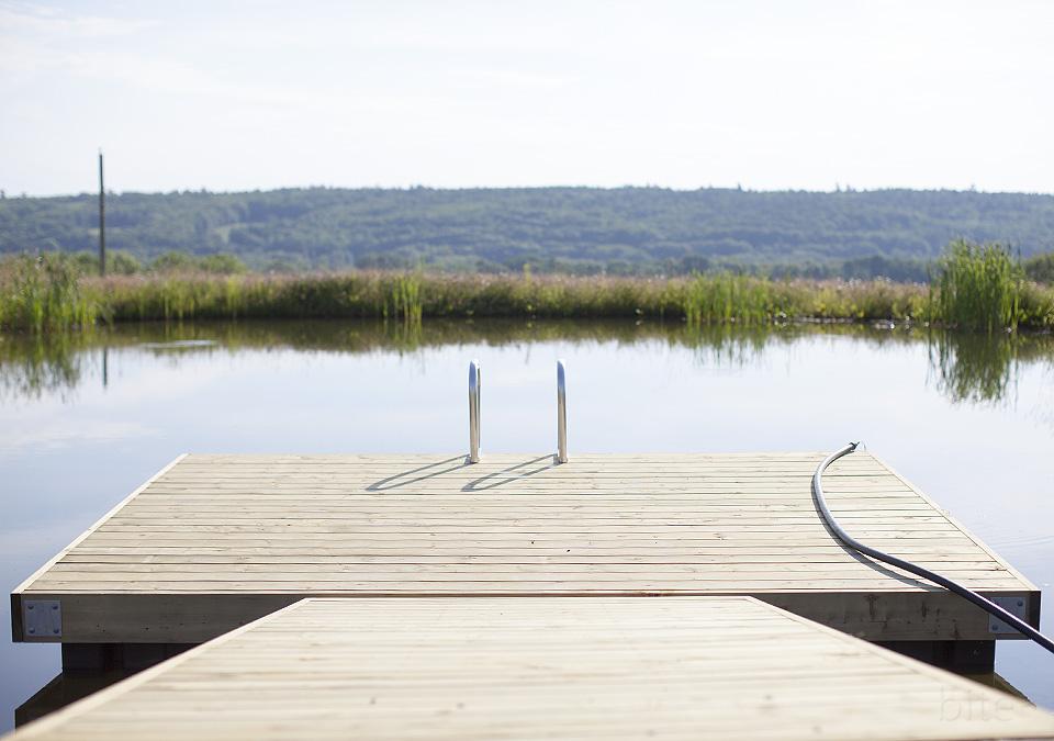 ralphie's pond