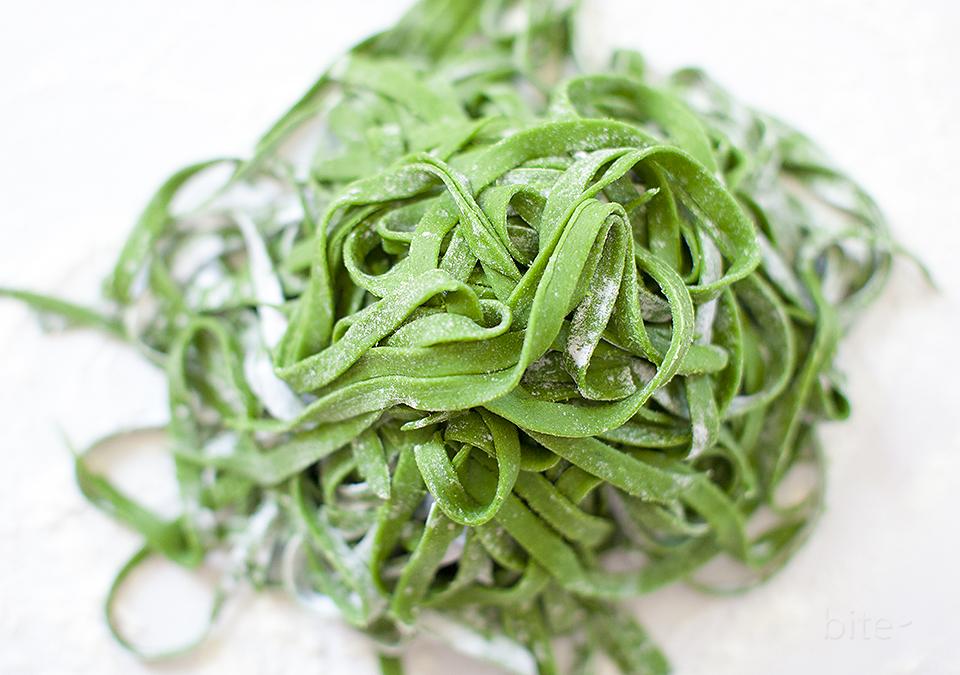 stinging nettle pasta – wild things