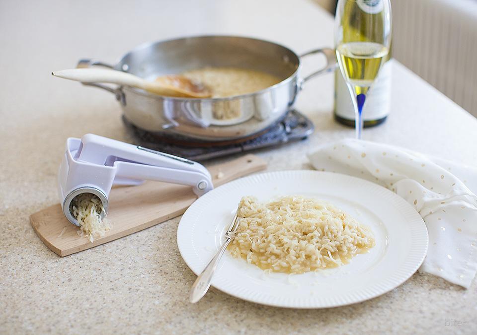risotto - make it perfect every time l bitebymichelle.com