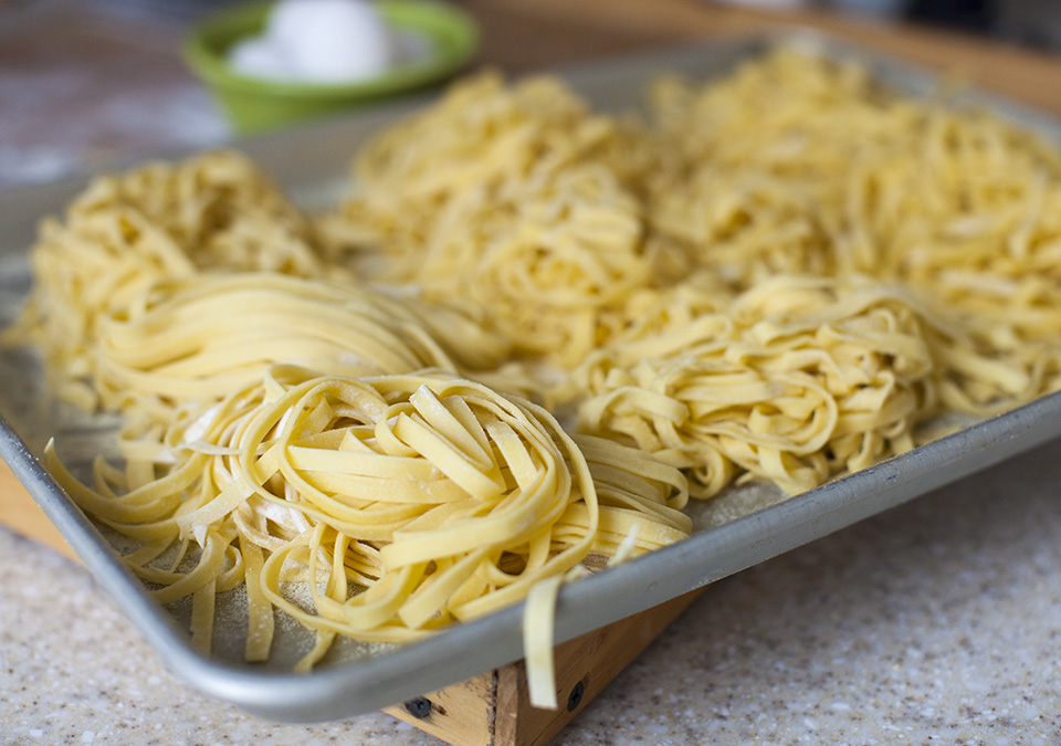 fresh pasta – myth busted – you can so do this!
