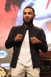 LAS VEGAS - JULY 17: Luis Nery attends the final press conference for the PBC on Fox Sports Pay-Per-View at the MGM Grand on July 17, 2019 in Las Vegas, Nevada. (Photo by Frank Micelotta/Fox Sports/PictureGroup)
