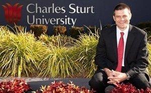 CSU Vice Chancellor Professor Andrew Vann
