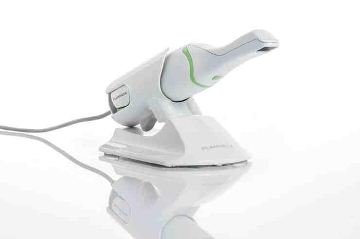 The Planmeca PlanScan intra-oral scanner