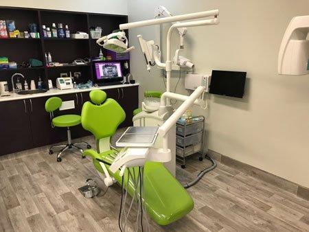 Diplomat dental treatment centres