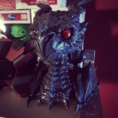 Pop Skyrim Figure Alduin