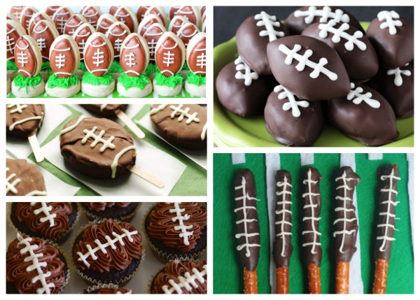 Superbowl Football Party Food