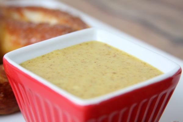Sweet Mustard Dipping Sauce