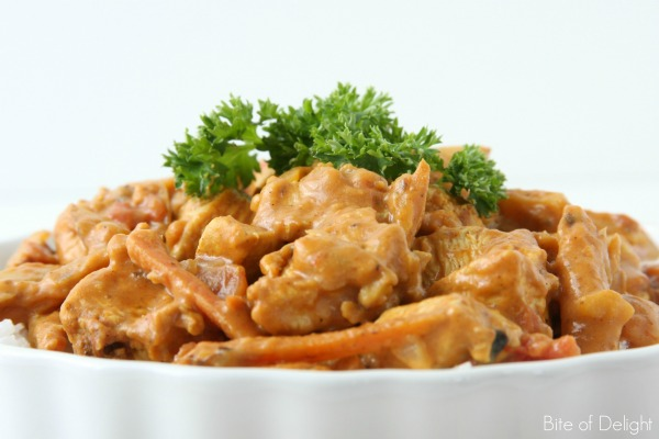 Easy Chicken Curry 3