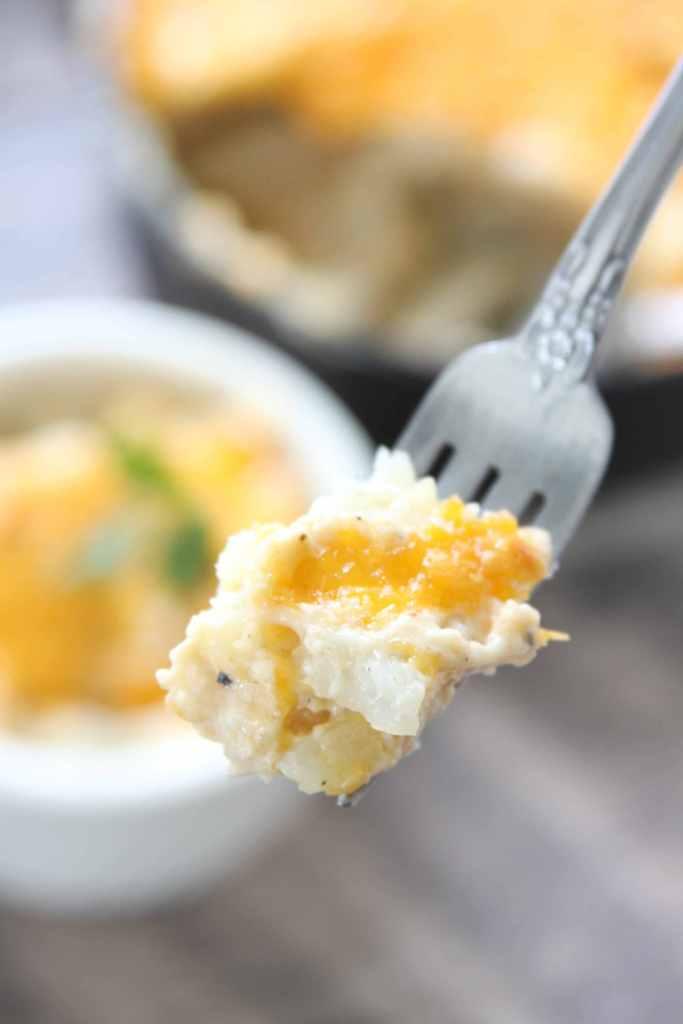 Instant Pot Potatoes Au Gratin | Pressure Cooker | Easter