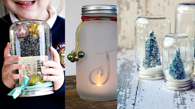 Here S A Super Easy Tutorial On How To Festively Decorate Mason Jar For Gift Giving