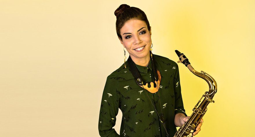 Jazz saxophonist Melissa Aldana talks about her new album Visions
