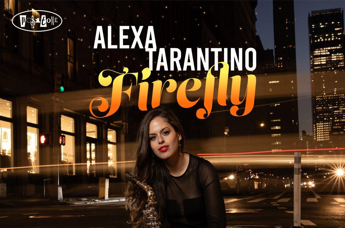 Cover Photo for Alexa Tarantino's new album Firefly
