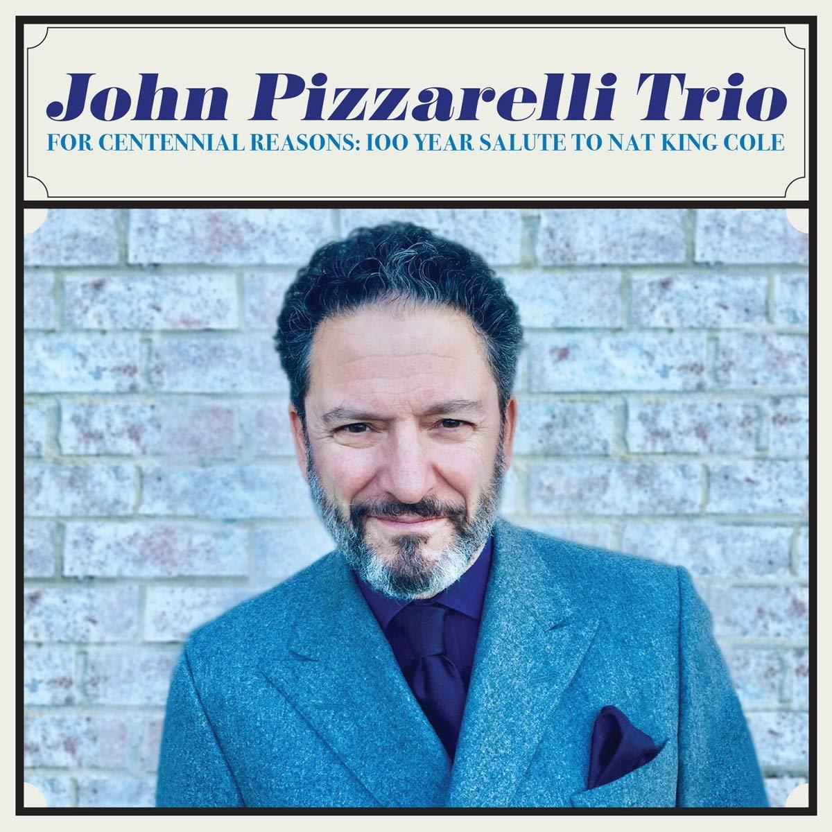 John Pizzarelli talks about his new jazz album For Centennial Reasons