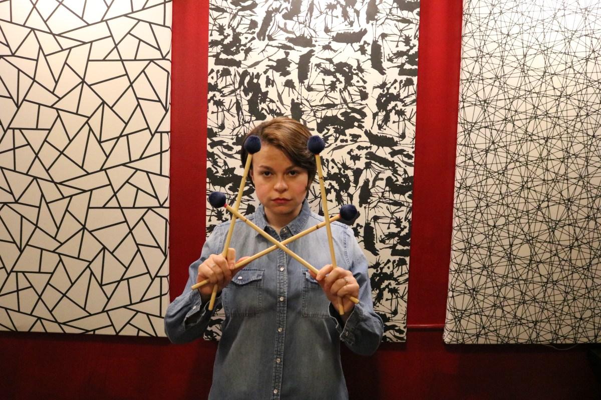 Jazz vibraphonist Patricia Brennan talks about her new album Maquishti