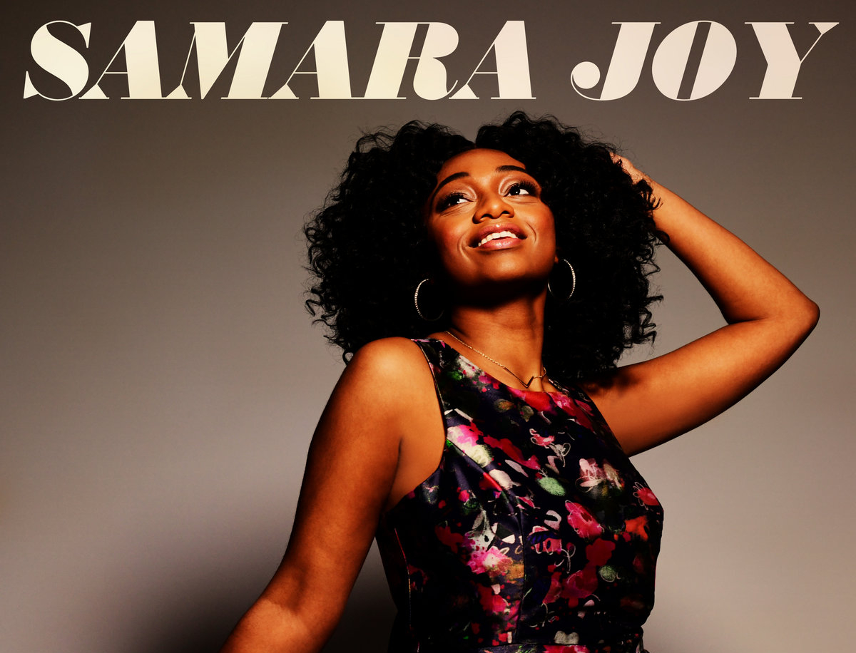 Cover of Samara Joy's new album