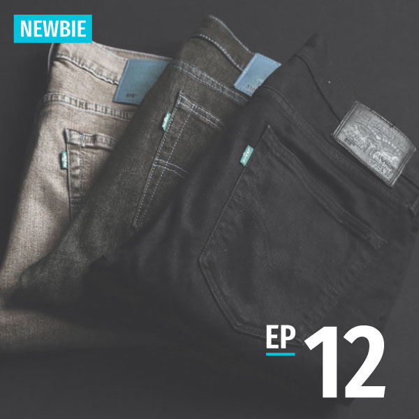 Bite-size Taiwanese - Newbie - Episode 12 - Intensifiers - Jeans - Learn Taiwanese