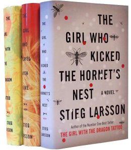 Millennium Trilogy Stieg Larsson.