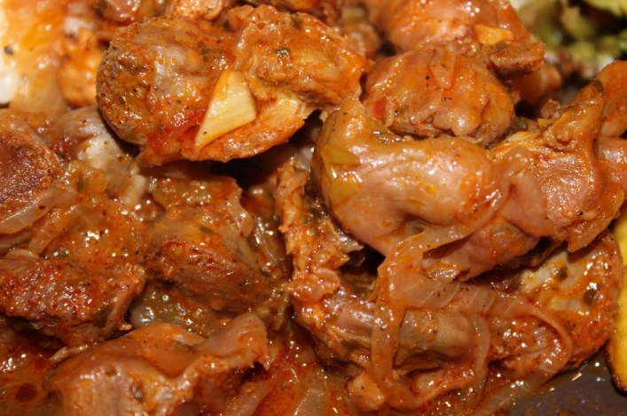 Braised Chicken Gizzards Recipe A Treat For Adventurous Palates