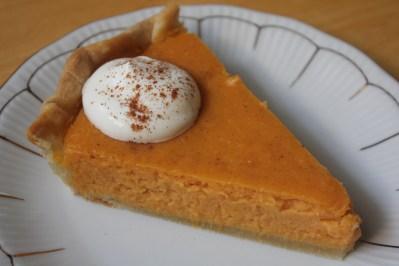 Sweet, sweet potato pie...