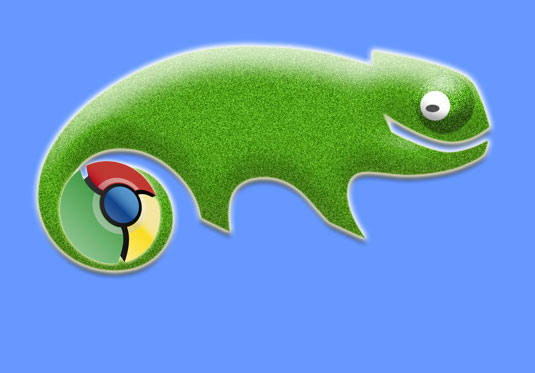 How To Install Google Chrome On OpenSUSE Leap - Bitfix