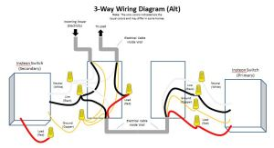 Insteon 3Way Switch – Alternate Wiring – Bithead's Blog