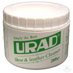 Urad shoe & leather cream Bitless Natural Equestrian