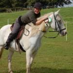 ralphie fun day at bitless equestrian centre