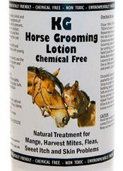 KG non-toxic external parasite removal