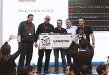 Ganador hackers challenge radware competición de hacking y ciberseguridad en Madrid