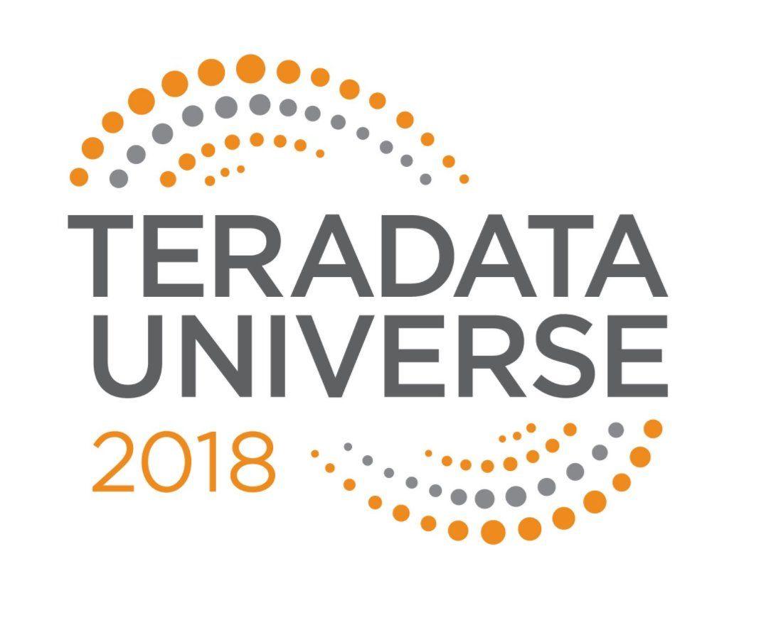 teradata universe emea 2018 evento en londres