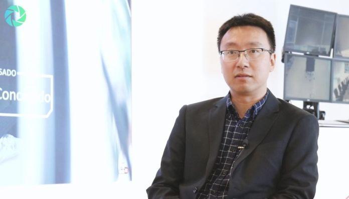 alex liu country manager dahua iberia españa portugal estrategia compañia china datos posicion partners entrevista nueva filial madrid