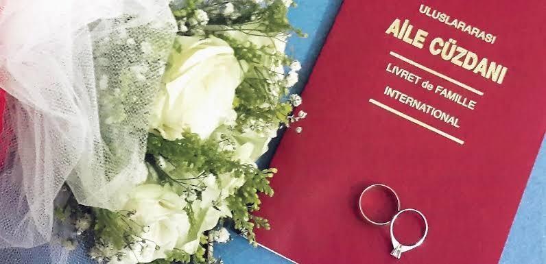 Tatvan'da 2020 yılında 537 çiftin nikahı kıyıldı