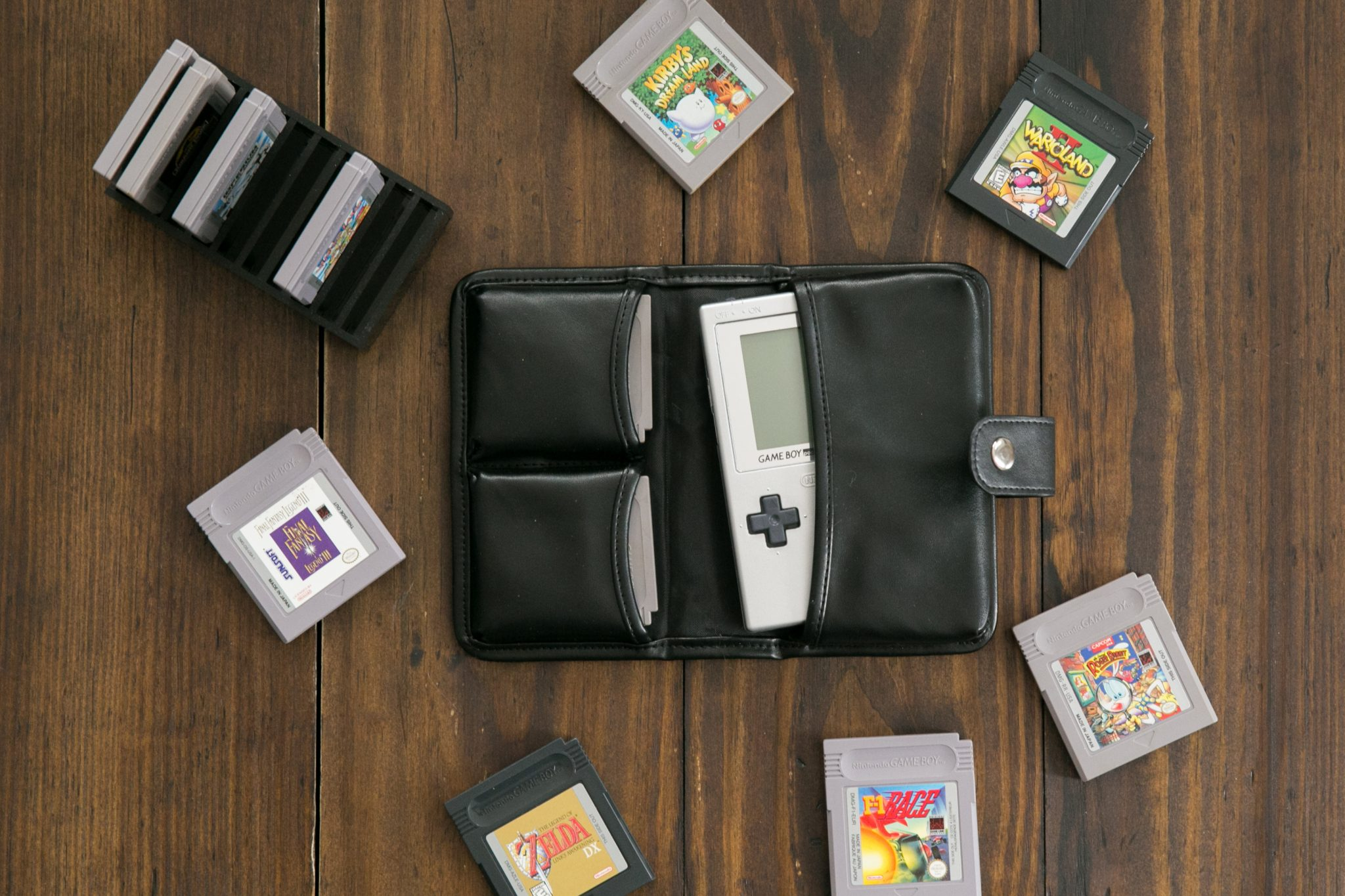 ... Video Game Storage Solutions ...