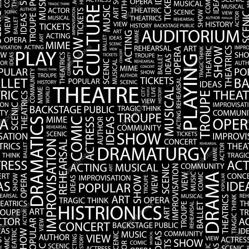 Theatre Word Association