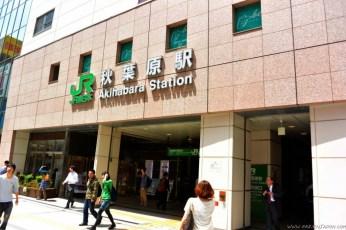 Estación de Akihabara