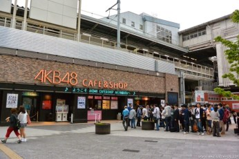 Café del grupo de JPop AKB48