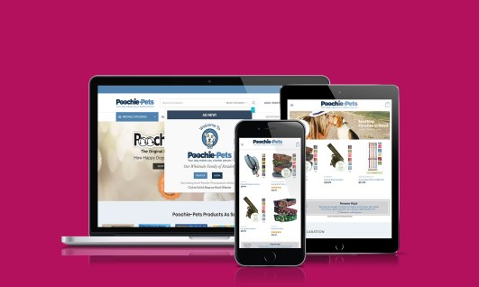 Poochie-Pets-Website-Design-Browsers