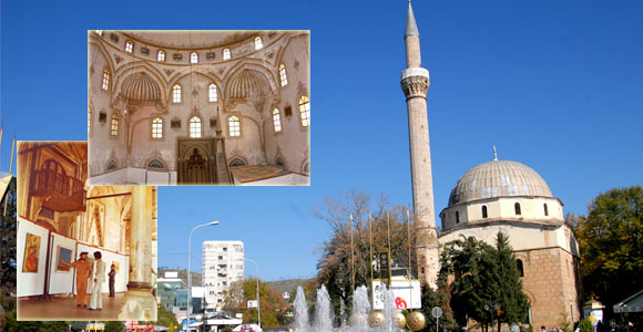 Read more about the article Yeni Mosque Bitola