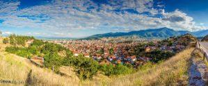 bitola panorama toward south