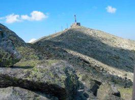 Hiking Trail on Pelister - Rocky trail