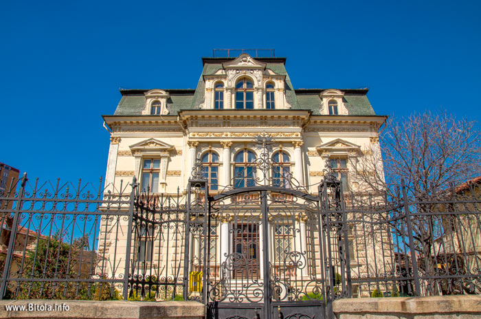 Мetropolitan residence in Bitola – one of the finest examples of neo-Baroque architecture in Macedonia
