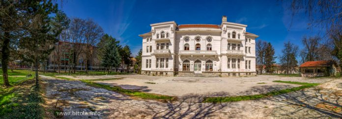 Oficerski Bitola - House of Army in Bitola