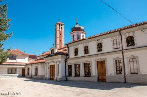 Church St Mary Bitola - front view