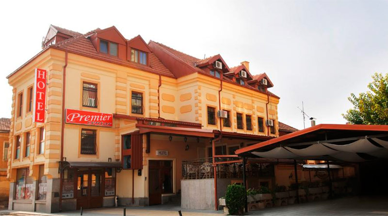 Read more about the article Hotel Premier Centar Bitola