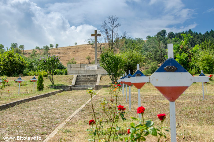 Read more about the article Српски воени гробишта