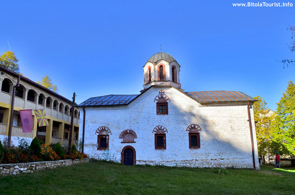 Bukovo Monastery – Holy Transfiguration of Christ – near Bitola