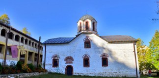Bukovo Monastery – Holy Transfiguration of Christ - near Bitola
