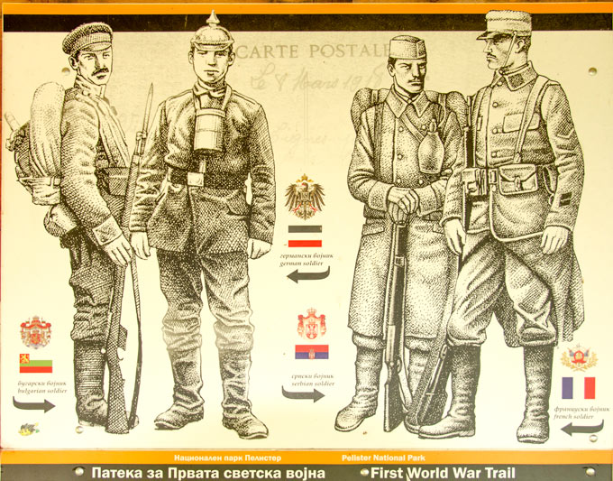You are currently viewing First World War Trail – National Park Pelister